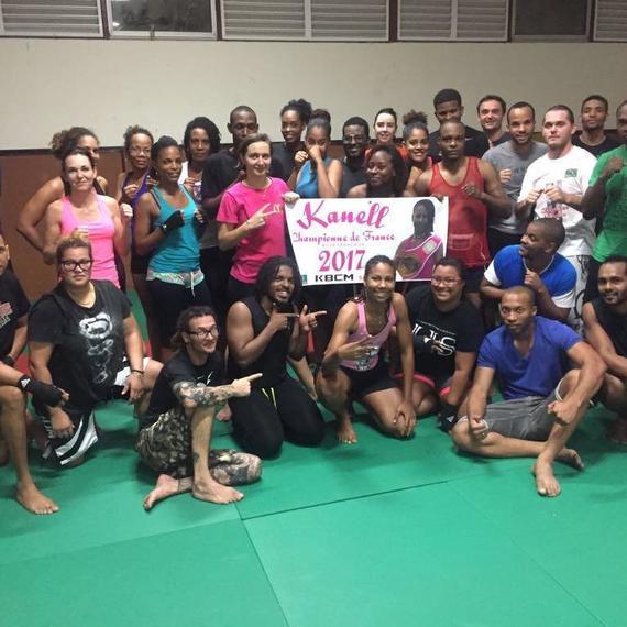 Kreol Boxing Club  Martinique