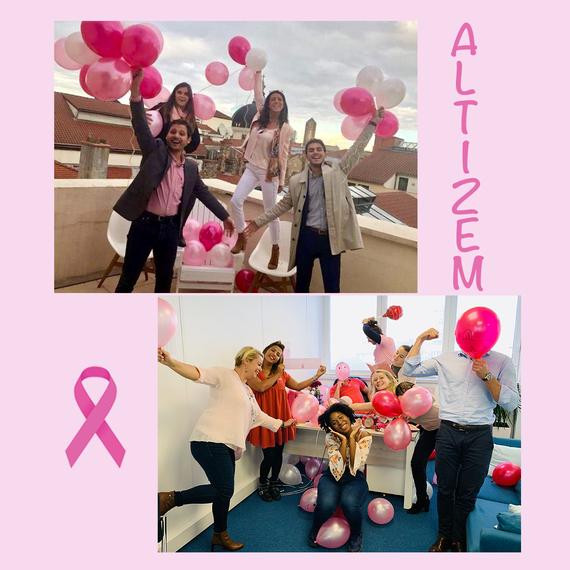 L'Alti'Team & Octobre Rose