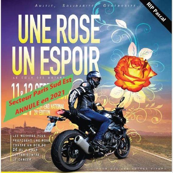 Une Rose Un Espoir PSE 2021