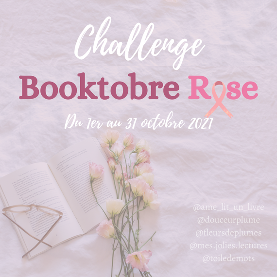 Booktobre Rose