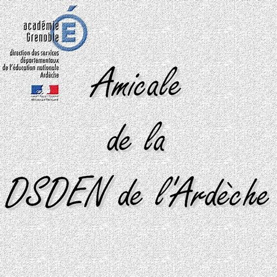 Amicale de la DSDEN de l'Ardèche