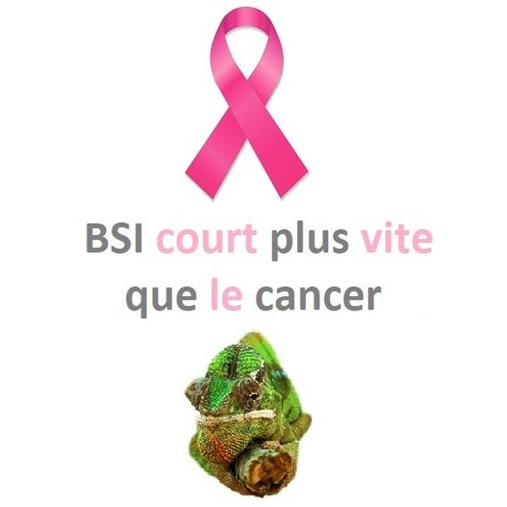 BSI court plus vite que le cancer