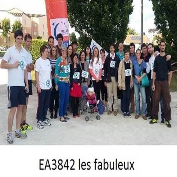 EA3842 Les fabuleux