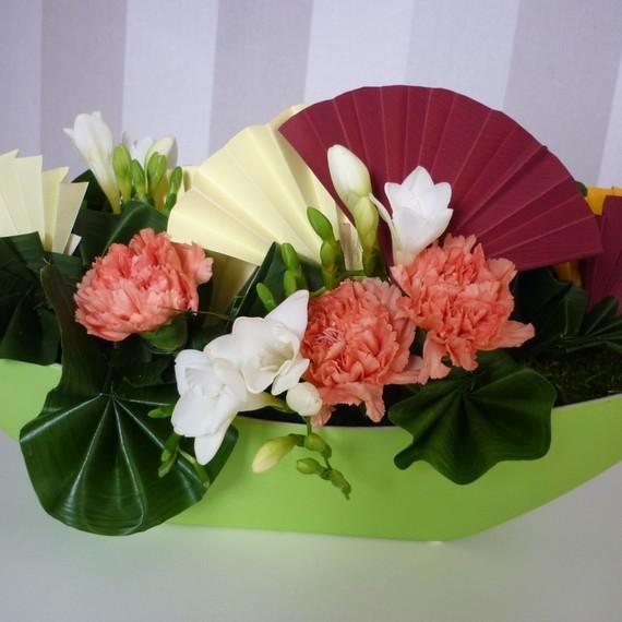 Ancolie Fleurs et Bouquet La Motte Servolex
