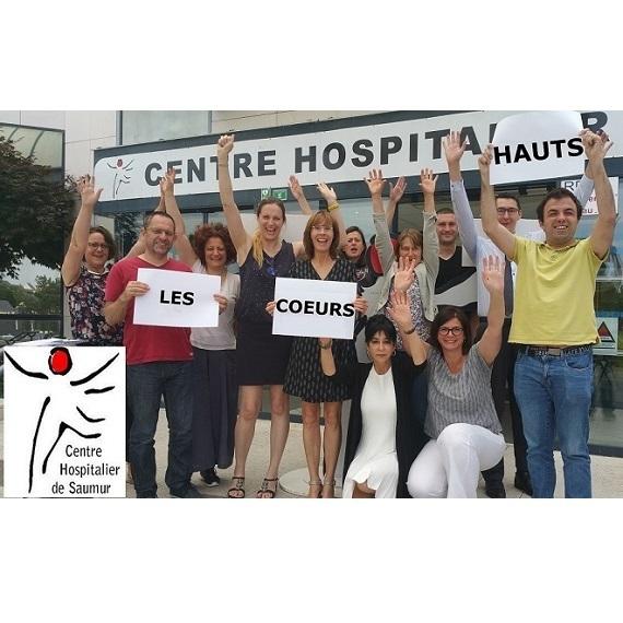 """""""Les C?urs Hauts, Haut les C?urs avec les Hospitaliers!!!"""""""