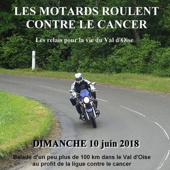 Les Motards Roulent Contre le Cancer