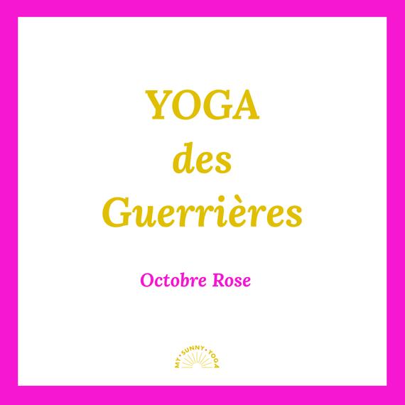 Yoga des Guerrières