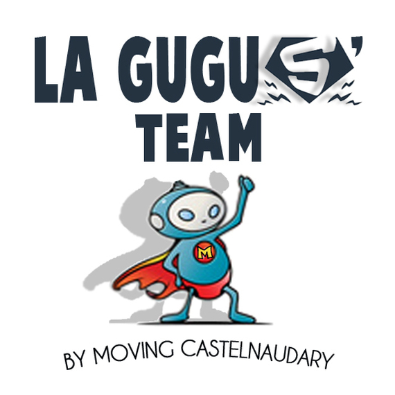 La Gugu's Team by Moving