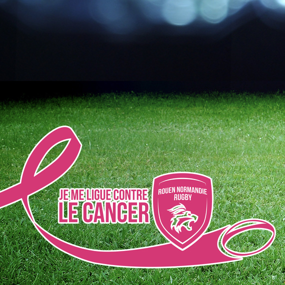 Rouen Normandie Rugby Octobre Rose