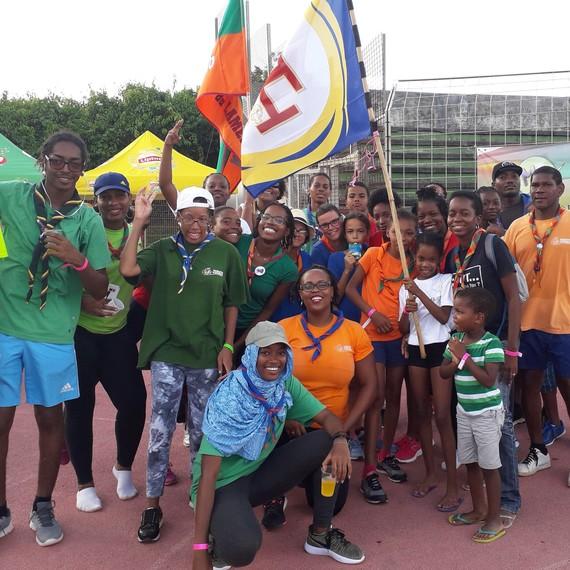 Scouts et Guides de Martinique
