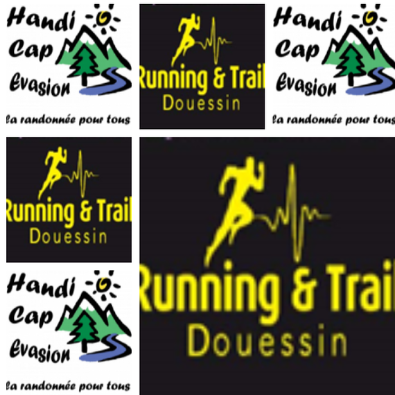 RUNNING AND TRAIL DOUESSIN HANDI CAP EVASION