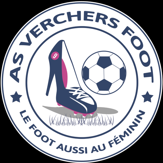 AS VERCHERS FOOT 100 % FEMININ