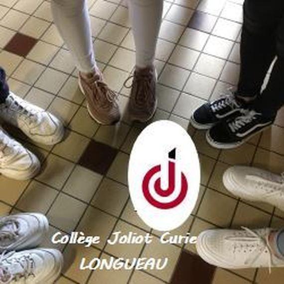 LONGUEAU Collège Curie pour la Vie !