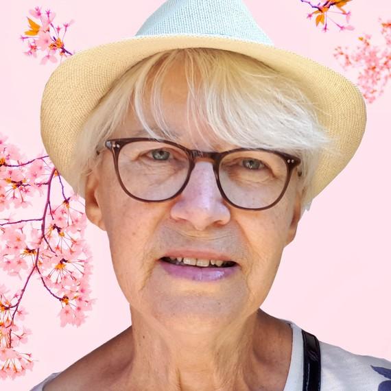 Mauricette BROUSSEAU née VERDONCK