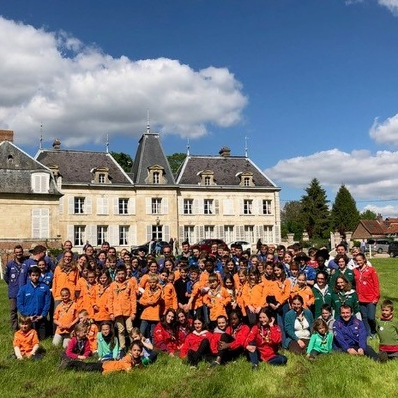 Groupe Scouts et Guides de France Amiens Saint Martin