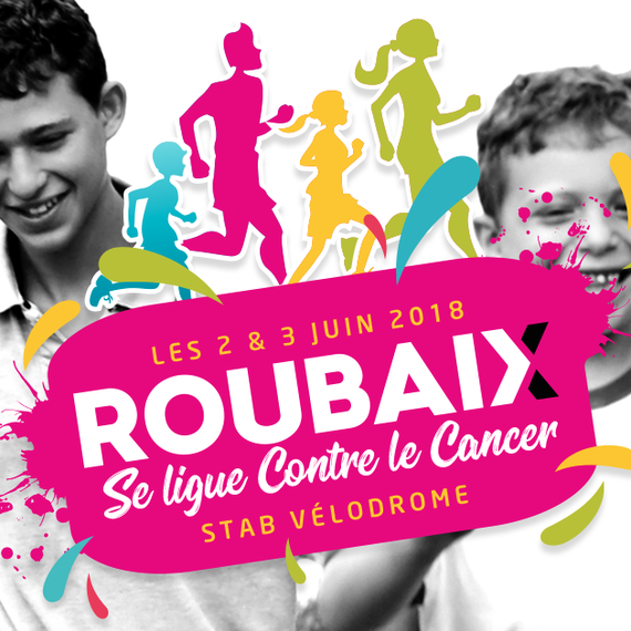 ROUBAIX SE LIGUE CONTRE LE CANCER !