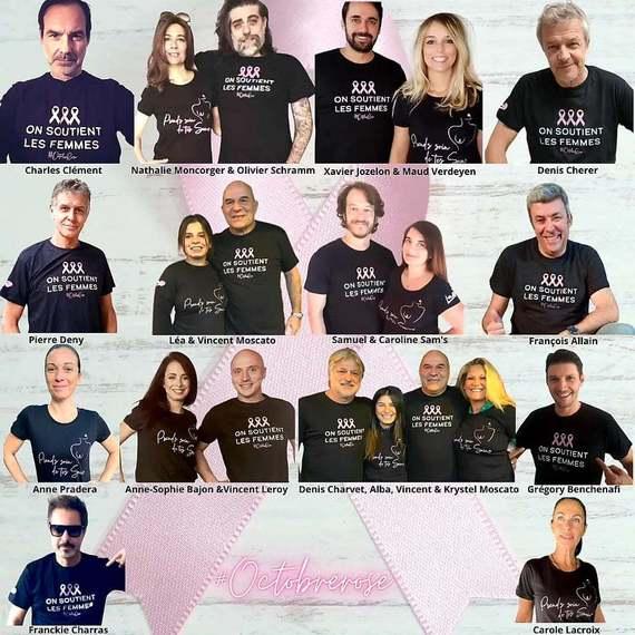 Tous unis contre le cancer