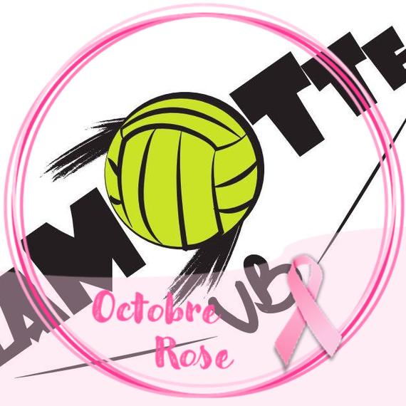 Lamotte-Volley Ball octobre rose