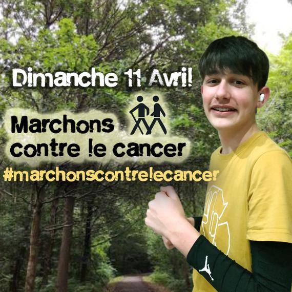 Marchons contre le cancer