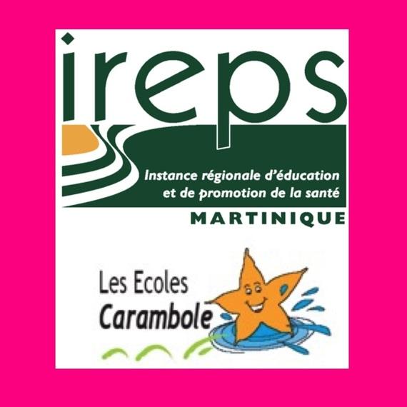 TEAM IREPS MARTINIQUE ET LES ECOLES CARAMBOLE