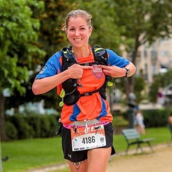 Courir contre le cancer Blandine Bernard Jolibois