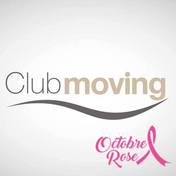 Participez à Octobre Rose avec votre Club Moving Rouen
