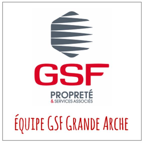 GSF GRANDE ARCHE POUR LA VIE !