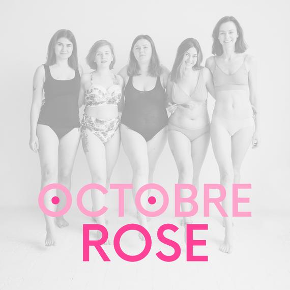 Julie M octobre rose