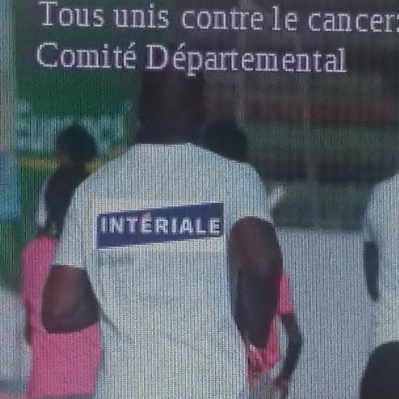Mutuellement unis avec Intériale pour lutter contre le cancer