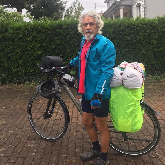 En roue libre, de Marckolsheim à Salobreña : Firmin pédale contre le cancer