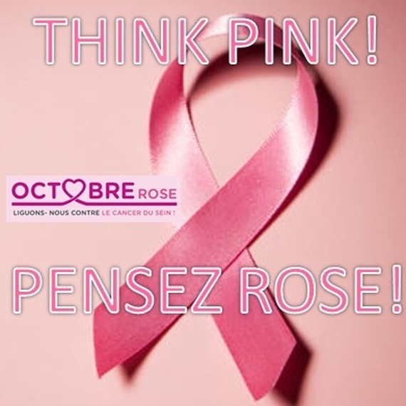 THINK PINK ! PENSEZ ROSE !
