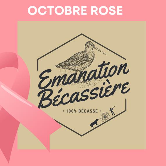 OCTOBRE ROSE EMANATION BECASSIERE