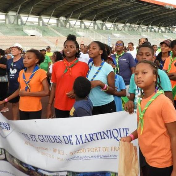 Scouts et Guides de Martinique